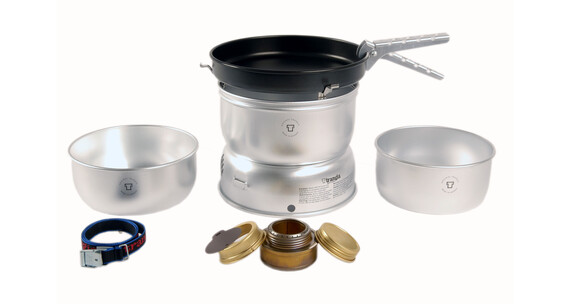 Trangia Koker 25-3 Ultralight Alu met Non-stick pan